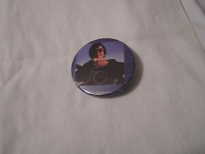 Roy Orbison Color picture from INTERVIEW ROLLING STONE  COVER Pinback