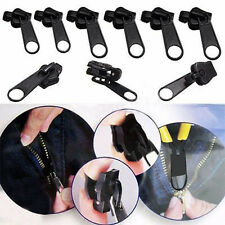 6pcs Fix Zipper Zip Slider Rescue Instant Repair Kit Replacement Universal