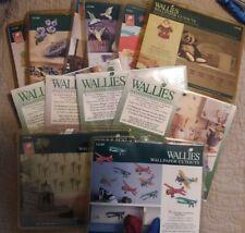 Wallies Wallpaper Cutouts You Pick Style NOS