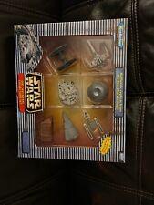 Star Wars Micro Machines Die Cast Metal Collectors Set, Galoob 68085, 1997