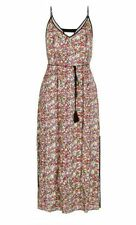 CITY CHIC M 18 NWT RRP US $89 MAXI PLAIT TRIM RAIN