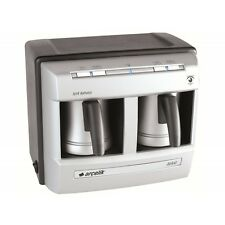 Arcelik K3190P Full Automatic Greek Turkish Coffee Machine Maker - Double Pot