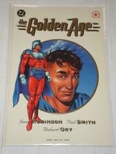 GOLDEN AGE BOOK 2 OF 4 DC GRAPHIC NOVEL ROBINSON ORY
