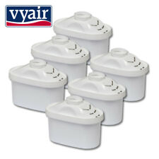 6 x VYAIR Water Filters to fit Brita Maxtra+ with Enhanced MicroFlow Technology