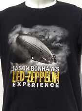 Jason Bonham's Led Zeppelin Experience 2 sided black T-Shirt sz S small new NWOT