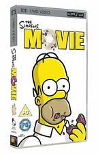 The Simpsons Movie (PSP UMD Movie/Film) *GOOD CONDITION*