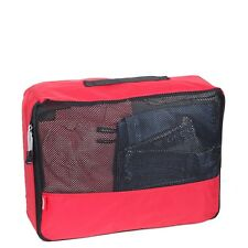 NEW 1 Pc Smart Packing Cube  - Large - Red