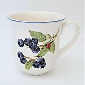 "Villeroy & Boch ""COTTAGE (Round shape)""   Coffee Mug(s) - Like New"