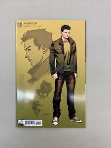 Batman #103 1:25 Bruce Wayne Jimenez Design Variant DC Comics 2020