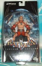DC DIRECT COLLECTIBLES ARKHAM ASYLUM SERIES 1 BATMAN VILLAIN ZSASZ FIGURE CITY