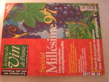 ** La revue du vin de France n°422 Grands crus de Bourgogne / Bordeaux