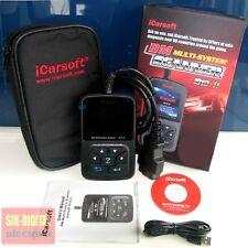 910-2 für BMW Diagnose iCarsoft E39 E46 E53 E60 E61 E63 E90 E92 Service Reset ++