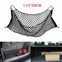 Large Elastic Storage Boot Net fixing points saftey car cargo net (110X50cm)NEW