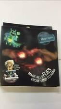 LED Magic Light Up Silicone Bug Props Fingers Trick Lights Prank Novel