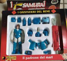 5 samurai: SIMO