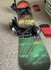 Aperture Spectrum 152 cm Snowboard Good Condition Only Used 5 Times No Bindings