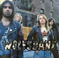 Wolfsbane - Live Fast, Die Fast (LP) (F-G/G)