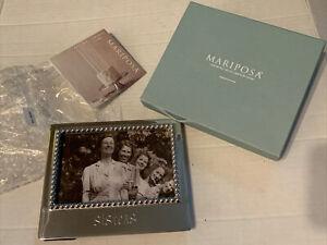 "Mariposa ""sisters"" Frame —4x6"