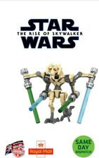 Star Wars General Grievous Lego Mini Figure Rise Skywalker Kaleesh Uk Seller