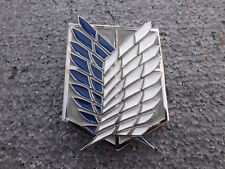 Manga Wings of Freedom Attack on Titan Belt Buckle , cosplay ,