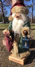 Woodland Santa Nutcracker 0-410  Christian Ulbricht Made in Germany