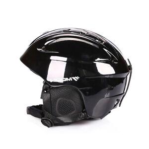 Snow Sports Helmet Lightweight Warmest Windproof Helmets for Snowboarding Skiing
