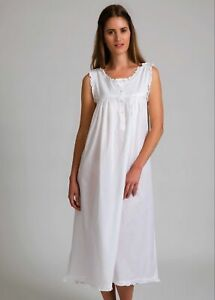New NIGHT DRESS -  SHOULDER BUTTONS - NIGHTIE
