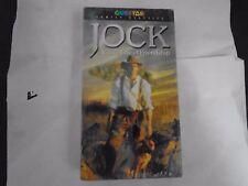 Questar release Jock: A True Tale of Friendship VHS Robert Urich man and his dog
