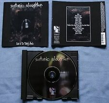 CD von Satanic Slaughter - Land Of The Unholy Souls
