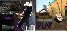 Brad Paisley cd album ft bonus track - Play, The Guitar Album, exc