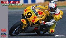 Hasegawa 21714 1/12 Scale Model Kit Gallina HB Honda NSR500 WGP500 '89 Chili