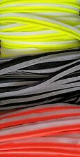 "2 Meters (78"")High Visibility Reflective Piping Insertion Edging Bags 10mm"