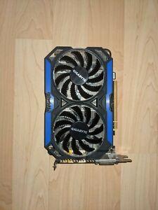 4gb Gigabyte Nvidia Geforce GTX 960 Windforce OC Edition