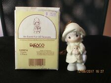 Precious Moments Ornament An Event For All Seasons 1993 529974