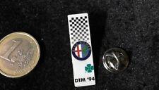 ALFA ROMEO LOGO PIN BADGE DTM RACING 1994 bandiera