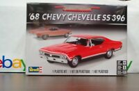 Chevrolet 1968 Chevelle SS 396 Revell 1:25 scale Special Edition