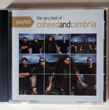 The Very Best Of Coheed And Cambria CD NEW metal