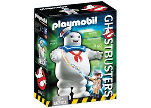 Playmobil, Ghostbusters Marshmallow ManStay Puft, #PMB9221