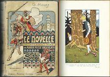 HAUFF_LE NOVELLE raccontate da M. P. Pascolato_Ed. Hoepli, s.d. ma 1920 ca_RARO*