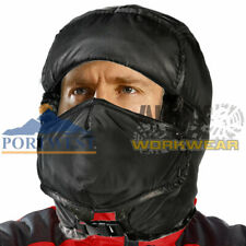 Portwest Trapper Cap Fur Lined Extreme Head Protection Winter Weather proof