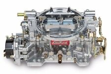 Edelbrock 1406 600 CFM Satin Finish Electric Choke Performer Carb Carburetor