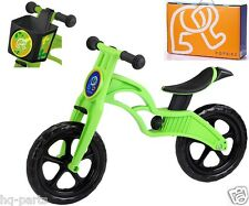 "Pop Bike Children Kids Learn Balance Bike 12"" EN71 & CE Certified Safety GREEN"