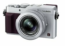 Panasonic Compact Digital Camera Lumix Lx100 4/3 Type Sensor Equipped With 4K Vi