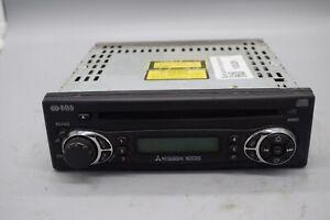 CD Player Stereo Unit MZ312636. Mitsubishi Outlander D4D
