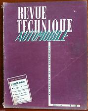 RTA du 06/1959; Peugeot D 4 A (fourgon moteur 403)