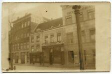 """Oude ansichtkaart ROTTERDAM:gebouw N.V. STOOMSLEEPDIENST,,MAAS"""""""