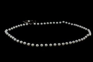 Ladies Pearl Chain Waist Belt
