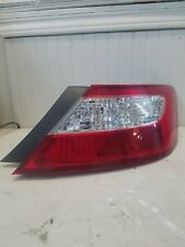 HONDA CIVIC COUPE TAIL LIGHT RIGHT PASSENGER SIDE 2006 2007 2008