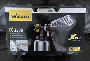Wagner FC3500 Fine Spray System Electric 240V Corded
