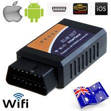 ELM327 OBD2 OBDII WiFi Car Diagnostic Wireless Scanner Tool iOS iPad iPod iPhone